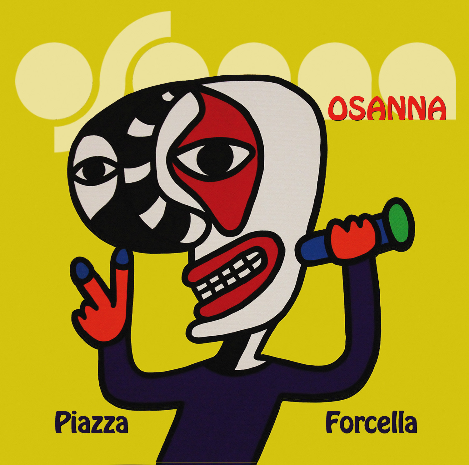 OSANNA – Piazza Forcella CD